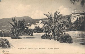 Italy Ospedaletti Cannobio and more Postcard Lot of 8  01.17