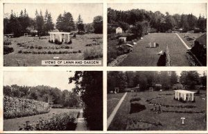 New York Skaneateles The Krebs Views Of Lawn and Garden