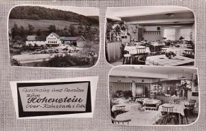 Germany Gasthaus und Pension Zum Hohenstein Ober-Kainsbach Im Odenwald Real P...