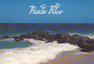 Puerto Rico Beautiful Condado Beach