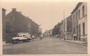 RP: LODELINSART , Belgium , 1930-40s ; Rue Cornelis Debruyn