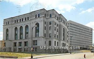 Oneida County Court House Utica NY 1919