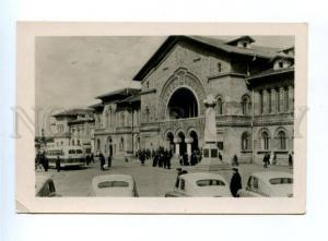 172771 Moldova CHISINAU Kishinev Railway Station Old PHOTO PC