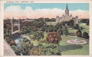 Connecticut Hartford Bushnell Park