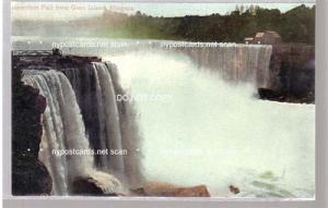 Horseshoe Falls from Goat Island, Niagara Falls