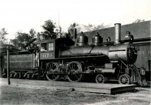 MA - Winchendon. New York Central #1173 ca 1890