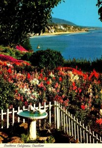 California Laguna Beach Glimpse Of The Coastline From Heisler Park