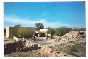 Phoenix AZ Museum Pueblo Grande Hohokam Indians Arizona PC