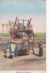 EGYPT , 00-10s ; Balancon Indigene, Wooden Ferris Wheel