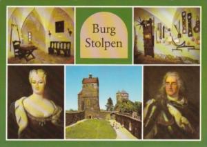 Germany Burg Stolpen Multi View