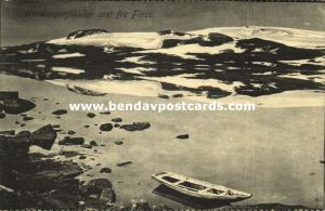 norway norge, FINSE, View of Hardangerjøkulen (1910s)