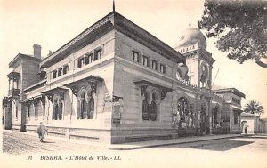 L'Hotel de Ville Biskra Algeria Unused