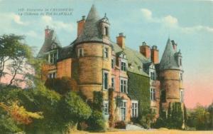 France Environs de Cherbourg, Le Chateau de Tourlaville C...