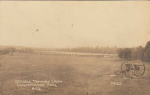RP; CHICKAMAUGA PARK , Ga. , 00-10s ; Officers Training Camp