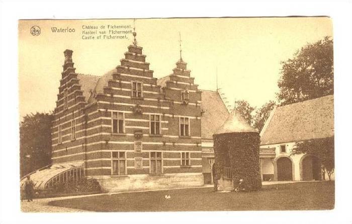 Waterloo, Belgium, 00-10s ; Chateau de Fichermont