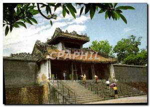 Modern Postcard Emperor Tu Duc Hue Vietnam & # 39s gloomy
