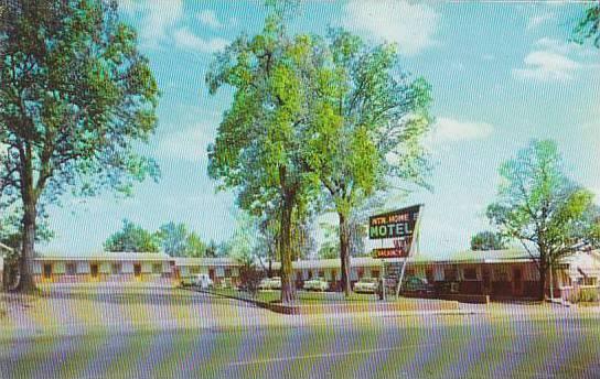 Arkansa Mountain Home Mountain Home Motel