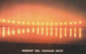 Midnight Sun , Canadian Artic , Canada , 40-60s