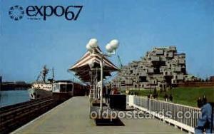 Montreal, Canada Exposition, 1967 expo 67 1967