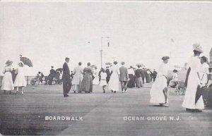 New Jersey Ocean Grove Boardwalk