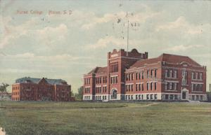 Exterior,  Kuron College,  Kuron,  South Dakota,   PU_1910