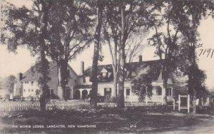 New Hampshire Lancaster Morse Lodge