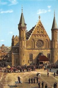 Netherlands Den Haag, Ridderzaal Binnenhof, Knights Hall Inner Court
