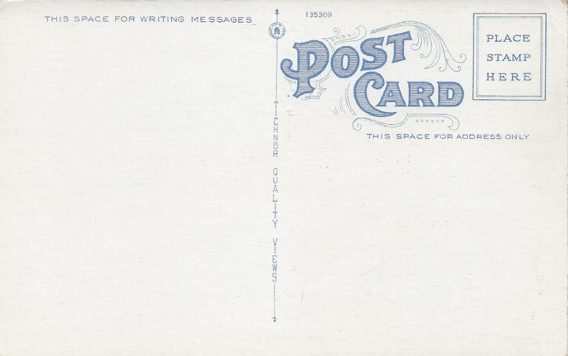 Greetings From Provincetown, Cape Cod, Massachusetts, early postcard, Unused