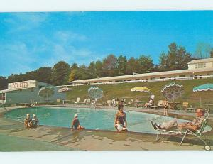 Pre-1980 TOY CITY RESORT MOTEL Catskill Mountains New York NY M1419