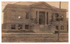 Oregon  Baker City , Library ,   RPC  , DPO 1