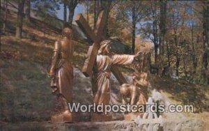 Chemin de la Croix, Way of the Cross Ste Anne De Beaupre Canada Unused