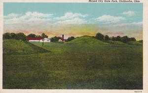 Mound City State Park, CHILLICOTHE, Ohio, 00-10's