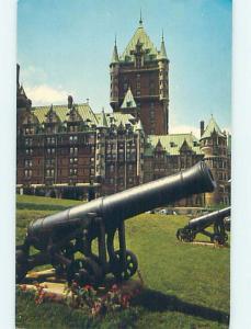 Unused Pre-1980 TOWN VIEW SCENE Quebec City QC p9074