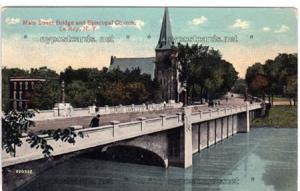 Main Street Bridge, Leroy NY