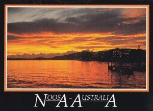 Noosa River Sunrise, Queensland, Australia, 1989 PU