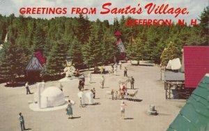 JEFFERSON , New Hampshire , 1950-60s ; Santa's Village