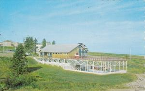 NEW BRUNSWICK, Canada, PU-1989; Museum