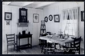 Interior Herbert Hoover Birthplace,West Branch,IA