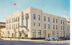 Canada Lethbridge Hotel Lethbridge Alberta