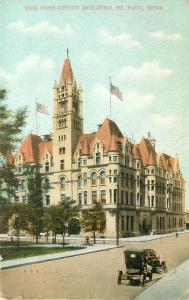 MN, Saint Paul, Minnesota, Post Office Building, Wright, Barrett & Stillwell 110
