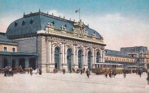 MILANO, Lombardia, Italy, 1900-1910's; Stazione Centrale