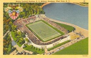 Michie Football Stadium U.S. Military Academy West Point NY New York Linen PC
