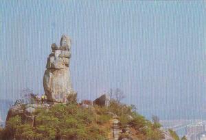 Hong Kong The Amah Rock