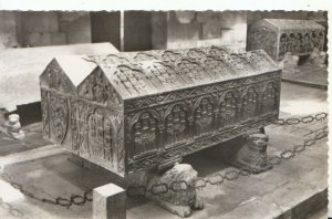 Spain Postcard - Burgos Cathedral - Tombs of Alfonso VIII and Dna. - Ref 13352A