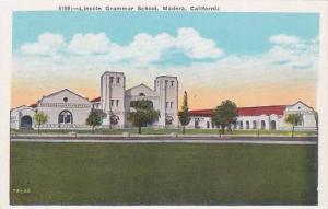 Lincoln Grammar School, Madera, California, 1900-1910s