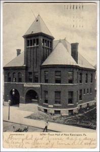 Town Hall, New Kensington PA