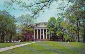 Virginia Lynchburg Hopwell Hall Adminstrative Building Of Lynchburg College