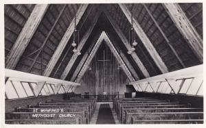 St Winifreds Methodist Church Amanzimtoti South Africa RPC Postcard