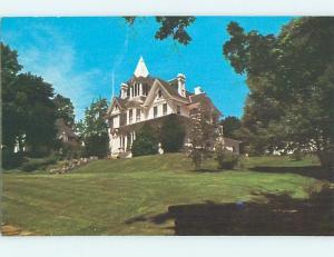 Pre-1980 SCHOOL SCENE Troy Pennsylvania PA J8504