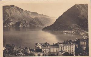 Switzerland Lugano Paradiso 1912 Photo